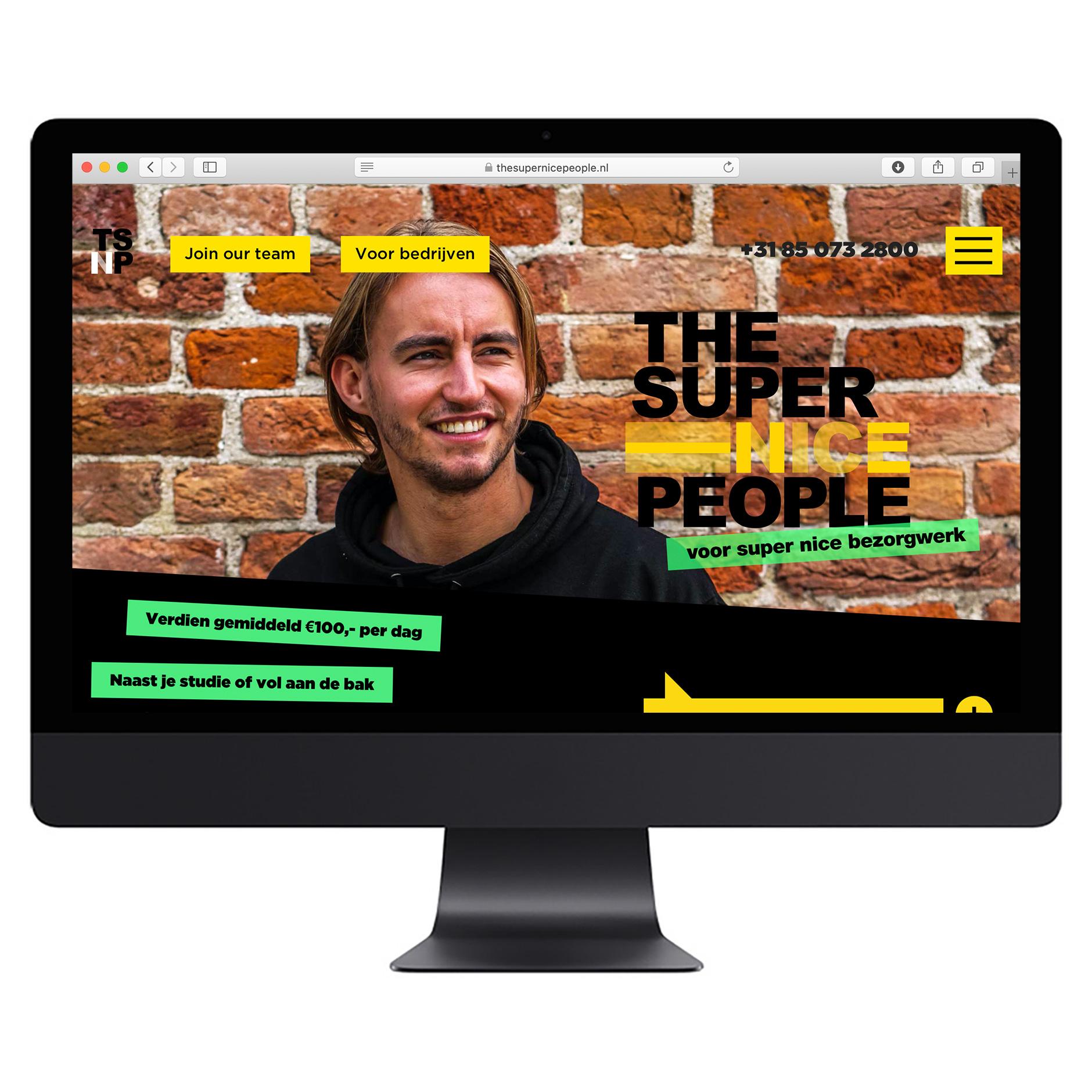 TSNP-website